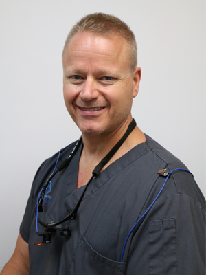 Meet The Team - Dr. Bradley Oldfin